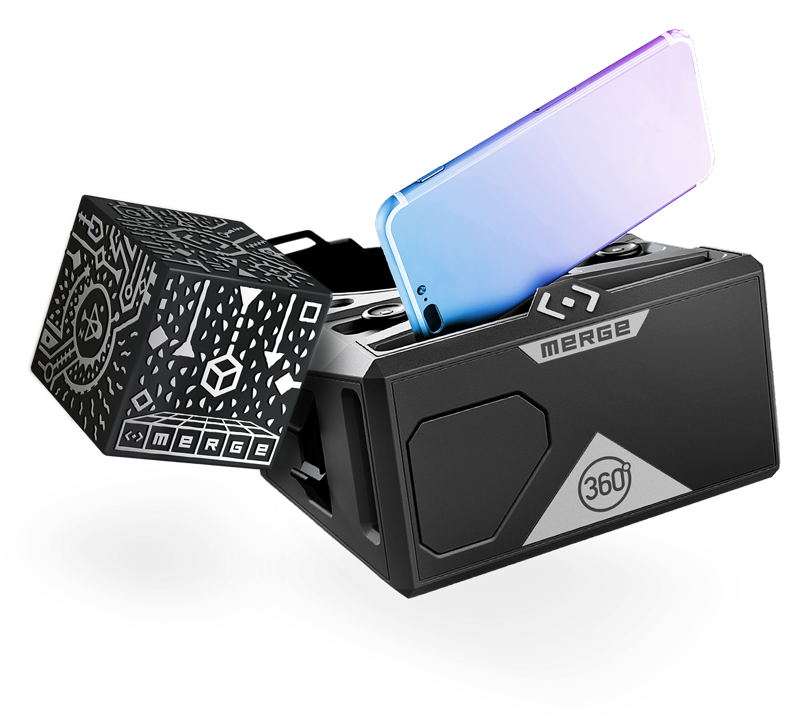 Merge EDU Cube - Headset